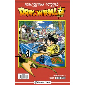 Dragon Ball Serie Roja nº 223