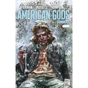American Gods: Sombras nº 09