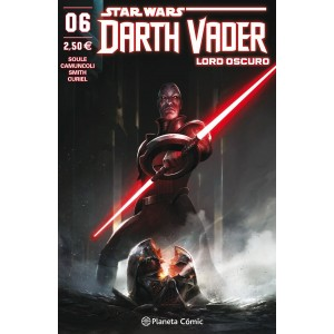 Star Wars Darth Vader: Lord oscuro nº 06
