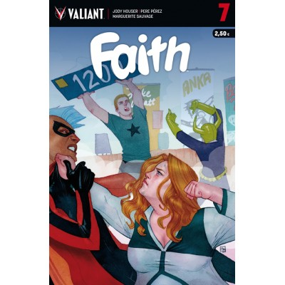 Faith nº 07