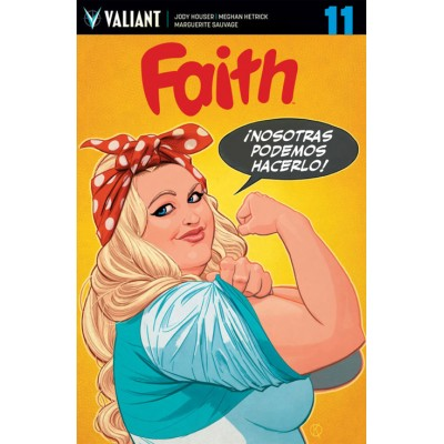 Faith nº 11