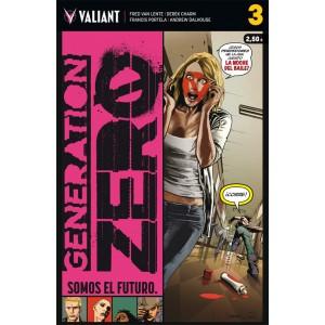 Generation Zero nº 03