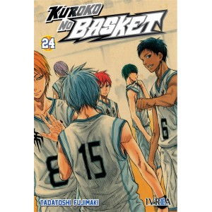 Kuroko no Basket nº 24