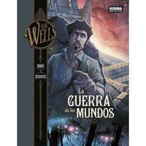 H.G. Wells: La guerra de los mundos