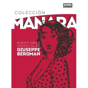 Colección Manara nº 06: Aventuras orientales de Giuseppe Bergman