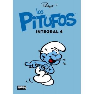 Los Pitufos. Integral nº 04
