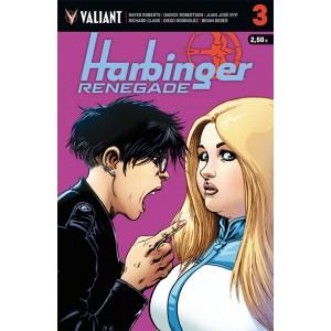 Harbinger Renegade nº 03