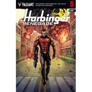 Harbinger Renegade nº 05
