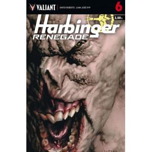 Harbinger Renegade nº 06