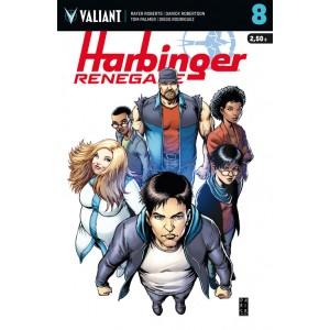 Harbinger Renegade nº 08