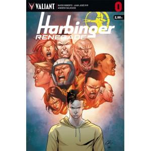 Harbinger Renegade nº 00