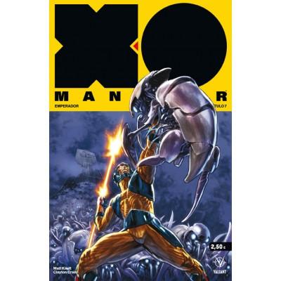XO Manowar nº 07
