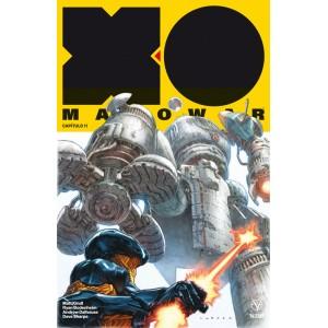 XO Manowar nº 11