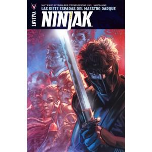 Ninjak nº 06