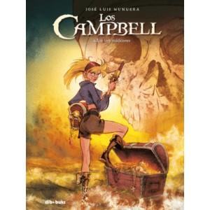 Los Campbell nº 05: Las tres maldiciones
