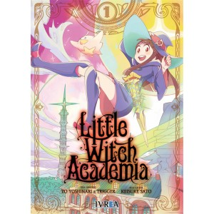 Little Witch Academia nº 01