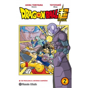 Dragon Ball Super nº 02