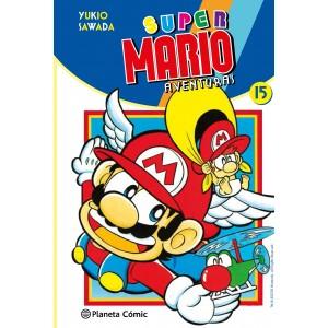 Super Mario Aventuras nº 15
