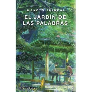 El jardín de las palabras (Novela)