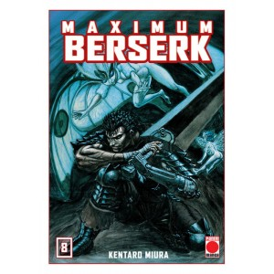 Berserk Maximum nº 08