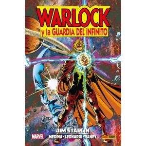 Héroes Marvel - Colección Jim Starlin nº 08