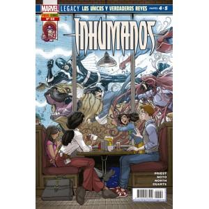 Inhumanos nº 50
