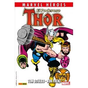 Marvel Héroes nº 90. El poderoso Thor de DeFalco y Frenz nº 02