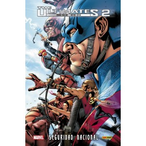 Marvel Integral. The Ultimates nº 02