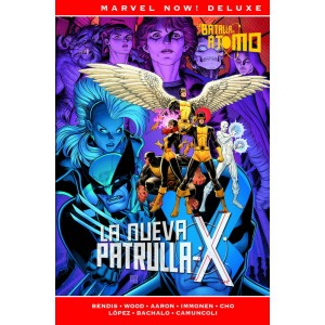 Marvel Now! Deluxe. La Patrulla-X de Brian Michael Bendis nº 03