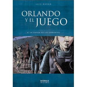 Orlando y el juego nº 04 (La danza de los errantes)