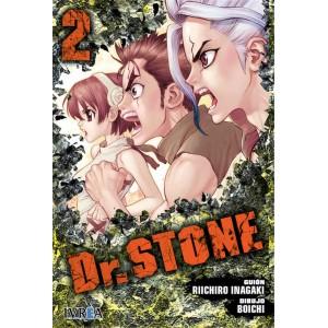 Dr. Stone nº 02