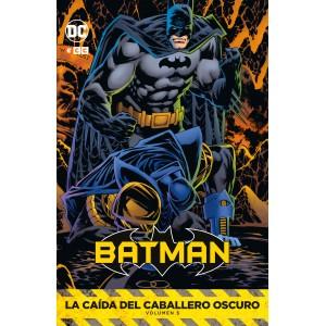 Batman: La caída del Caballero Oscuro nº 05