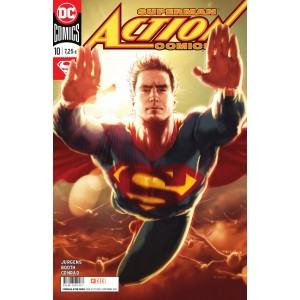 Superman: Action Comics nº 10