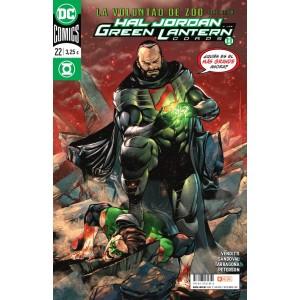 Green Lantern nº 77/ 22