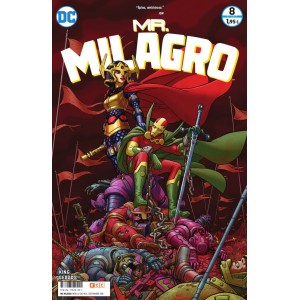 Mr. Milagro nº 08