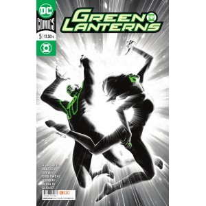 Green Lanterns nº 05