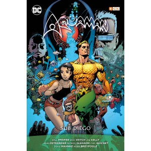 Aquaman: Subdiego nº 01