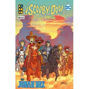 ¡Scooby-Doo! y sus amigos nº 19