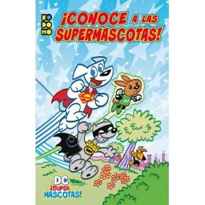 DC Supermascotas: ¡Conoce a las Supermascotas!