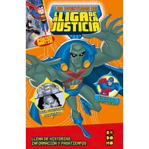 Las aventuras de la Liga de la Justicia nº 11