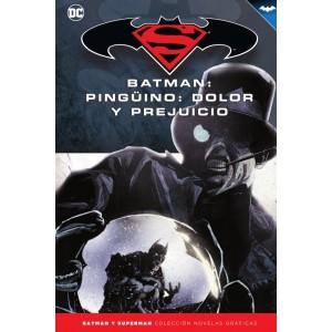 Batman y Superman - Colección Novelas Gráficas nº 42: Pingüino: Dolor y prejuicio
