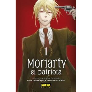 Moriarty, el patriota nº 01
