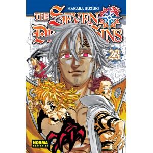 The Seven Deadly Sins nº 23