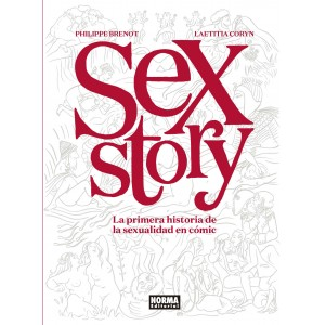 Sex Story: La primera historia de la sexualidad en cómic