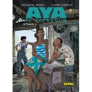 Aya: Edición integral nº 02