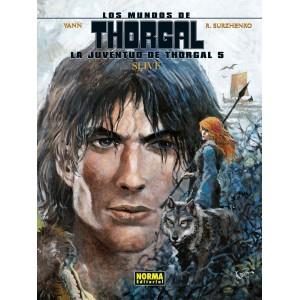Los Mundos de Thorgal: La Juventud de Thorgal nº 05 - Slive