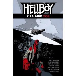 Hellboy nº 22: Hellboy y la AIDP 1954