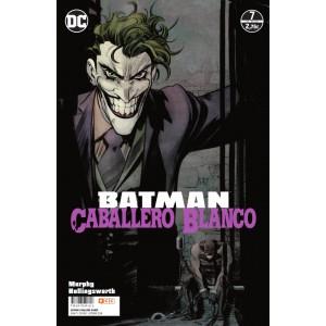 Batman: Caballero blanco nº 07