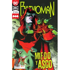 Batwoman nº 02