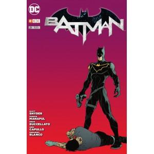 Batman (reedición trimestral) nº 21
